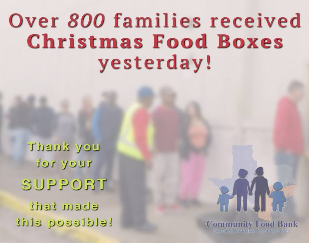Community Food Bank 3000 Galvez Avenue Fort Worth 817 924